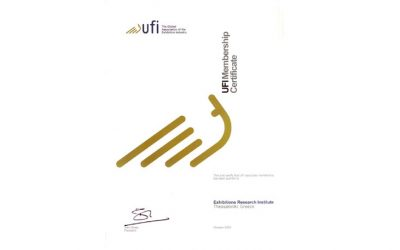 The Exhibition Research Institute is a member of UFI